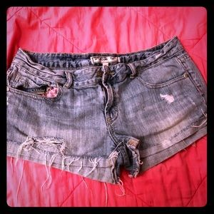 Victoria Secret PINK Jean Shorts